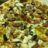 Photo taken at Domino's Pizza by Gizem K. on 7/27/2015