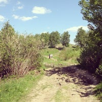 Photo taken at Малый Конный полуостров by Violett L. on 6/7/2014
