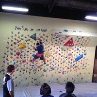 Photo taken at Bouldering Box Eearth by TSUCHIZOO on 9/16/2013