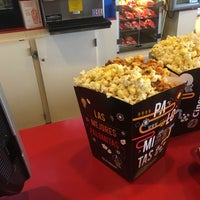 Photo taken at Cinemex by Adanch C. on 3/12/2017