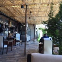 Photo taken at Delmar Cafe & Restaurant by Sedat E. on 7/24/2018