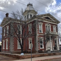 Photo taken at Tombstone Courthouse State Historic Park by Mike P. on 3/22/2015