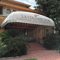 Photo taken at La Colombe D'Or Mansion by Mike P. on 7/8/2015