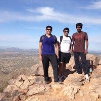 Photo taken at Sunrise Peak by Sibish B. on 4/5/2014