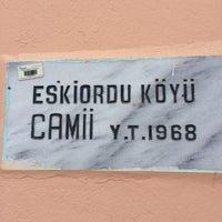 Photo taken at Eskiordu Köyü Madendüzü by Ahmet K. on 9/25/2015