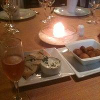 Photo taken at Restaurant La Rueda 1975 by Valeria Soledad C. on 7/10/2013