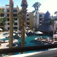 Photo taken at Marina Fiesta Resort & Spa by Raquel V. on 10/22/2012