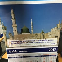 Photo taken at Tesmak Ins. Malz. San ve Tic. Ltd. Sti. by Ali Sefa S. on 12/31/2016