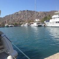 9/26/2013 tarihinde Özge U.ziyaretçi tarafından Bozburun Marina'de çekilen fotoğraf
