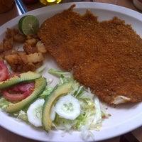 Photo taken at Mariscos las almejas by Maria S. on 4/17/2014