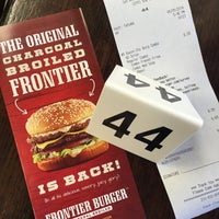 Photo taken at Frontier Burger by Steve M. on 6/5/2016