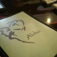 Photo taken at Aloha Sushi by Mary E. on 3/25/2016