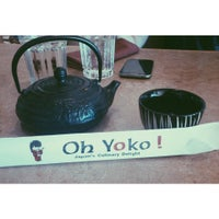 Photo taken at Oh Yoko by Stacy .. on 3/14/2014