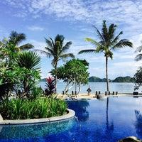 Photo taken at Bintang Flores Hotel by SLK on 4/28/2015