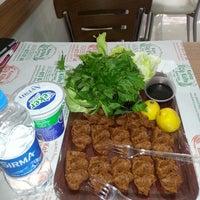 Photo taken at Kahta Çiğköfte by Gonull_ b. on 4/19/2014