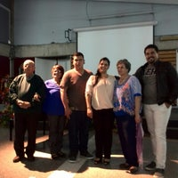Photo taken at UNED - Paraninfo by Victoria B. on 6/8/2014