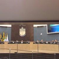 Foto tirada no(a) Câmara de Vereadores de Itajaí por Bruno Sérgio L. em 4/1/2014