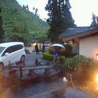 4/1/2013에 Anzi님이 Pemandian Air Panas - Hotel Duta Wisata Guci에서 찍은 사진