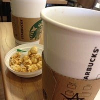 Photo taken at Starbucks by marguerite t. on 4/23/2013