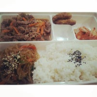 Photo taken at CU Meal Box by Josh E. on 1/12/2014