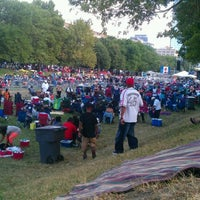 Photo taken at Historic Military Park by Greg M. on 7/20/2012