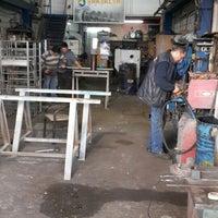 Photo taken at Erkekler Makina Kimya by Mert E. on 3/7/2014