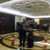 Photo taken at Hotel Putra KL by Danial J. on 6/15/2016