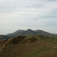 Photo taken at Уркарах by Шахбан К. on 4/28/2014