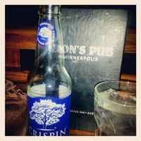 Photo taken at Lyon's Pub by Kaja S. on 1/20/2013