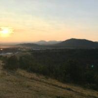Photo taken at 아부오름 by Sunhwa H. on 11/5/2017