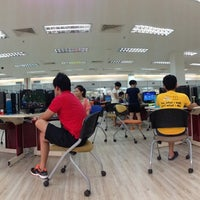 Photo taken at Communication & Information Technology Centre (CITC) by Tan W. on 3/8/2013