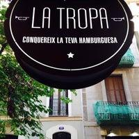 Photo taken at La Tropa by La Tropa on 9/16/2014