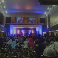Photo taken at Universitas Muhammadiyah Purwokerto (UMP) by Masiff S. on 12/28/2013