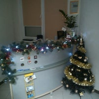 Photo taken at Alexis Beauty Hall by Виталик М. on 12/19/2013