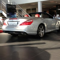 Photo taken at Victoria Mercedes&Smart dealer by . .. on 4/2/2013