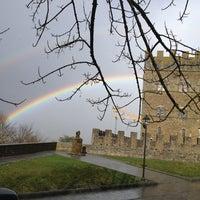 Photo taken at Castello di Poppi by lorenzo c. on 3/18/2013