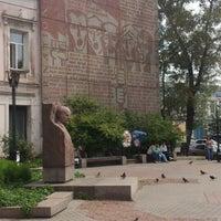 Photo taken at Автостанция by Alex B. on 8/4/2014