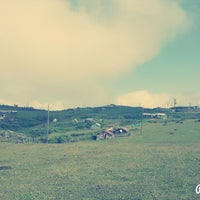 Photo taken at Karatepe Yaylası by Batuhan B. on 8/14/2014