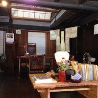Photo taken at みのせや(美濃勢屋)Café by park j. on 9/29/2013