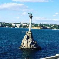 Photo taken at Севастополь by Sokolov😎 on 6/11/2016