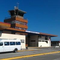 Photo taken at Pichoy Airfield (ZAL) by Daniela M. on 11/4/2012