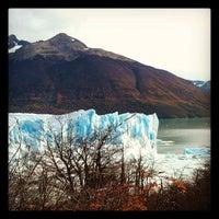 Foto tirada no(a) Administración Parque Nacional Los Glaciares por Daniela M. em 4/28/2013