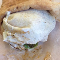 Photo taken at Hummus House Pitas and Salads by Melissa D. on 12/19/2013
