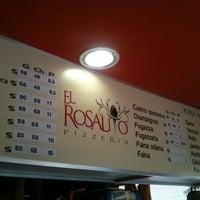 Photo taken at El Rosalito by Mara Di Loreto A. on 10/8/2013