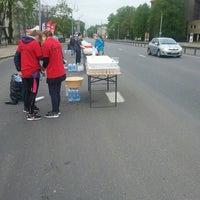 "Photo taken at Pietura ""Slokas iela"" by Julija B. on 5/17/2015"