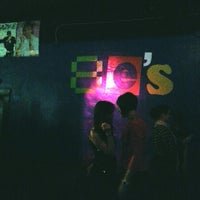 Photo taken at 8e's Bar by David D. on 12/29/2013