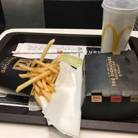 Photo taken at McDonald's by Tudor T. on 3/21/2017