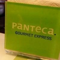 Photo taken at Panteca Gourmet Express by Alberto G. on 5/16/2014