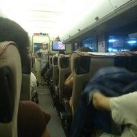 Photo taken at Nakhonchai Air Bus Terminal by Chotirot I. on 10/2/2012