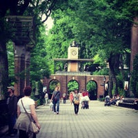 Photo taken at Central Park Zoo by iChhann on 7/12/2013